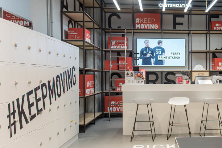 Perry en Aktiesport introduceren Click & Collect technologie 'Powered by Doddle'